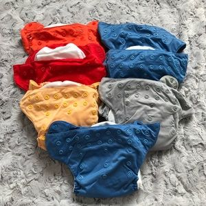 Bumgenius Freetime AIO Cloth Diapers (7)